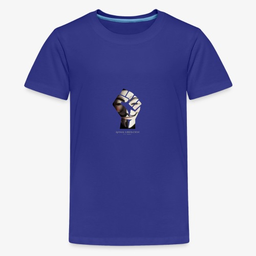 Foot soldier - Teenage Premium T-Shirt