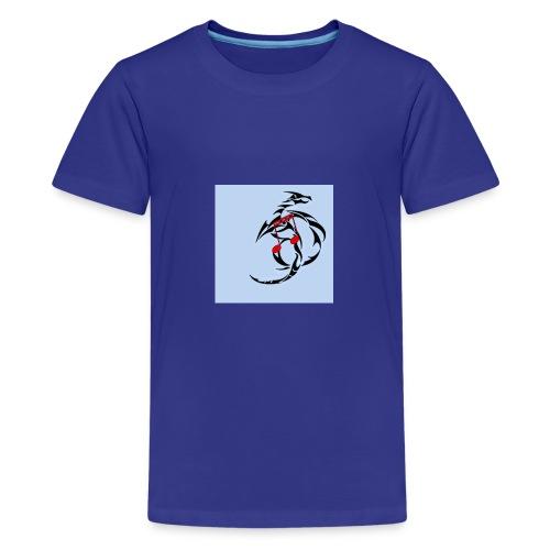 Dragonnote - Teenage Premium T-Shirt