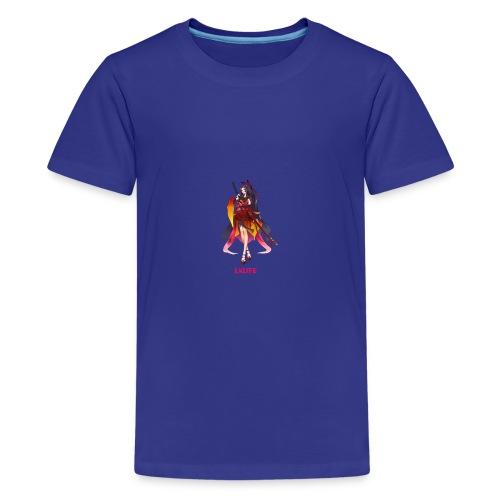 Miss japan warrior - T-shirt Premium Ado