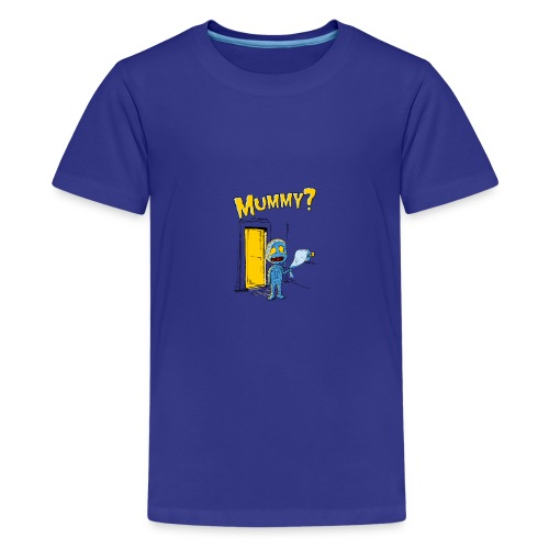 MOMMY ? - T-shirt Premium Ado