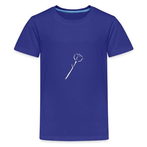 peace rose - Teenager Premium T-Shirt
