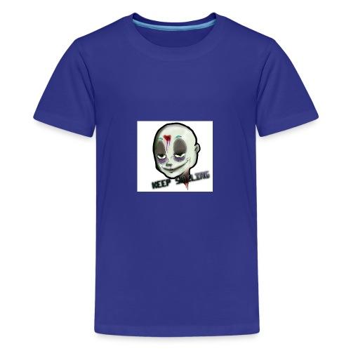 JUST SMILE - T-shirt Premium Ado