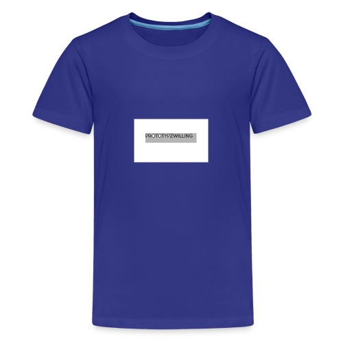 PZstuff - Teenager Premium T-Shirt