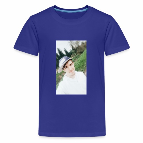 AltairGamerHD - Teenager Premium T-Shirt