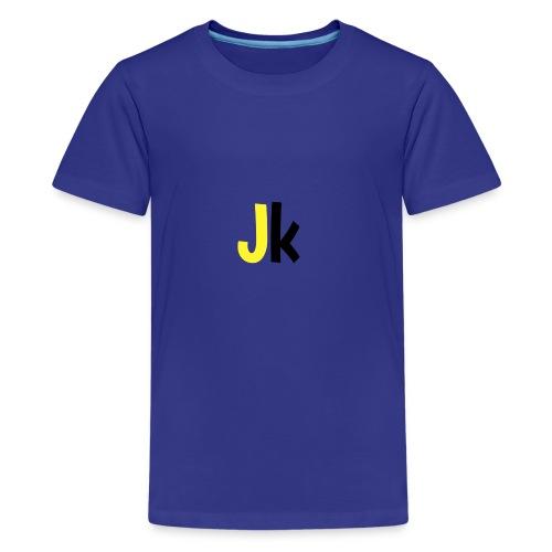 Justkickerz - Teenager Premium T-Shirt