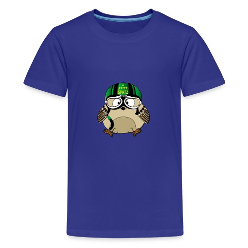 Fettspatz SAMSON - Teenager Premium T-Shirt