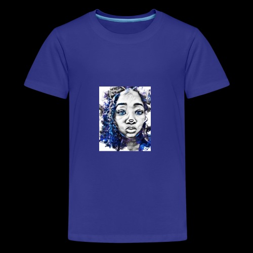 Precious - Teenage Premium T-Shirt