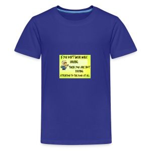 FB IMG 1521031393467 - Teenage Premium T-Shirt
