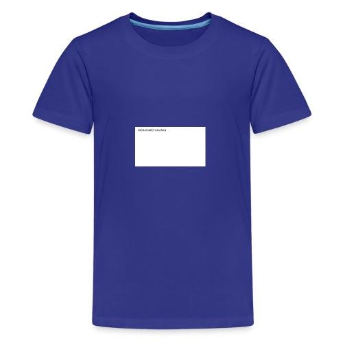 GRAB IT !!!! - Teenage Premium T-Shirt
