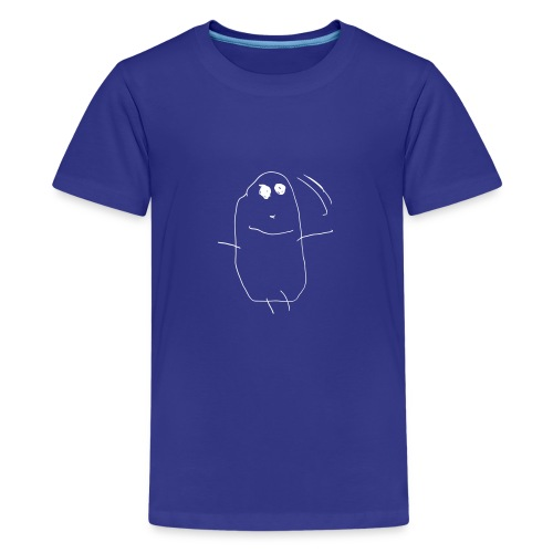 move it - T-shirt Premium Ado