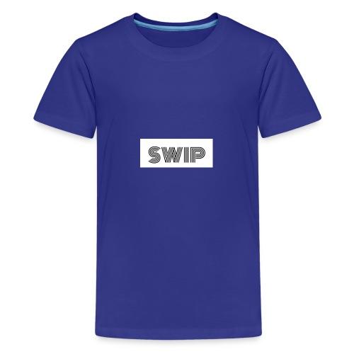 logo boîte SWIP - T-shirt Premium Ado