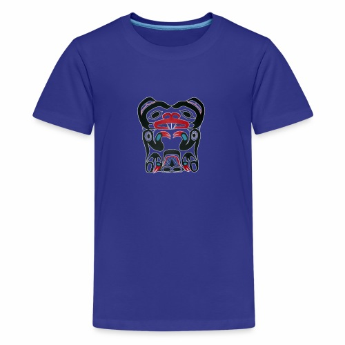 Eager Beaver - Teenager Premium T-Shirt