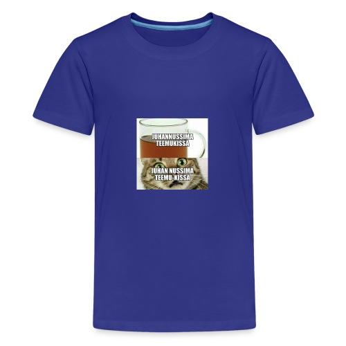 Juhannus vitsi - Teinien premium t-paita