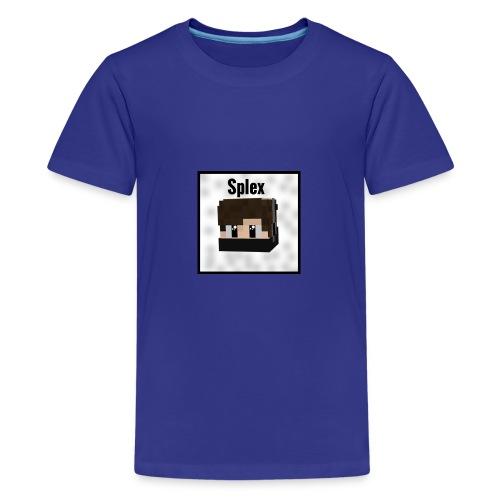 SplexMerch - Merch FürsYouTube Kanal SplexArtZz - Teenager Premium T-Shirt