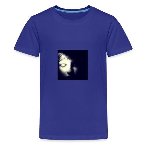 Dark chocolate - Teenage Premium T-Shirt