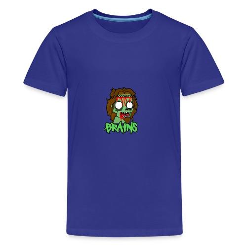 Sub Emote Tier 1 - Teenager Premium T-Shirt