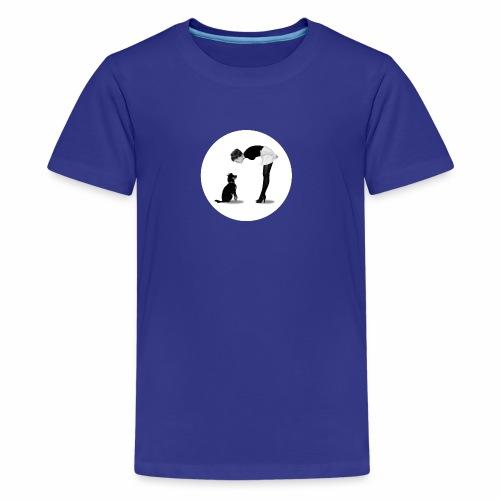 Chica - Teenage Premium T-Shirt