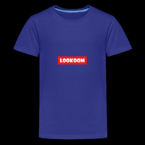 LOOKOOM - T-shirt Premium Ado