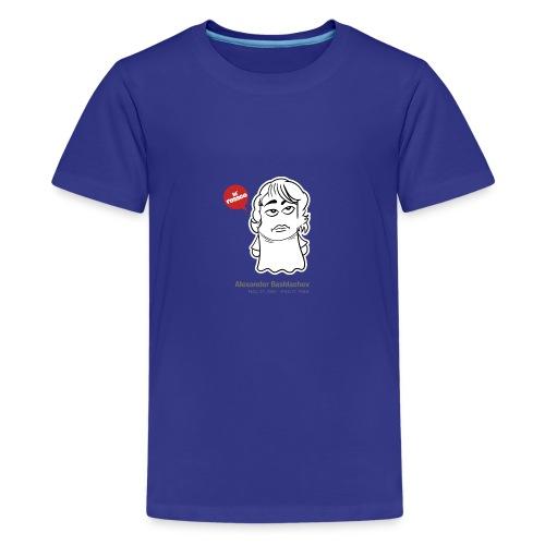 27 Club - Al Bash - Teenage Premium T-Shirt