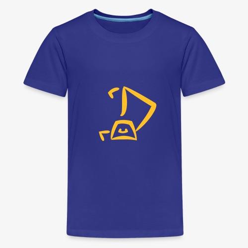 Strandkorb Logo - Teenager Premium T-Shirt