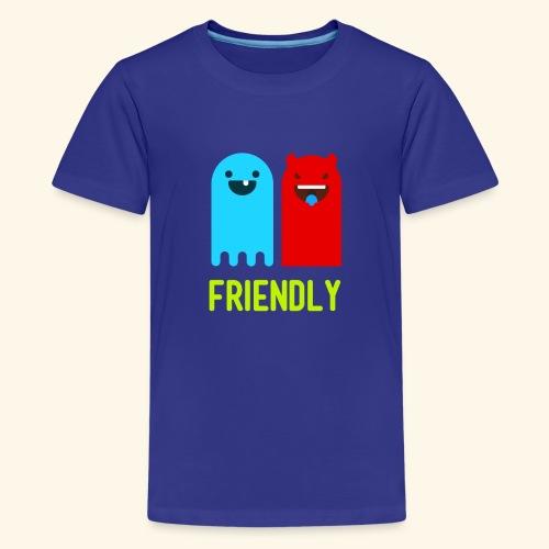 friendly - Camiseta premium adolescente