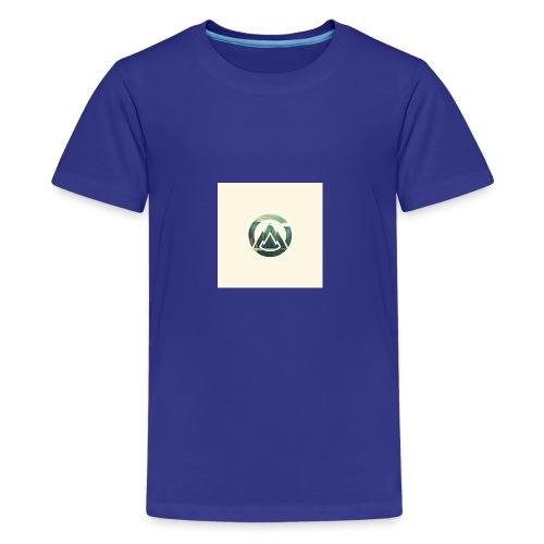 abdihakim - Premium-T-shirt tonåring