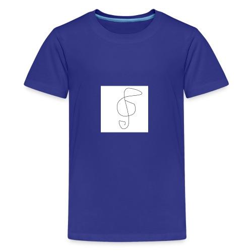 test - Teenager Premium T-Shirt