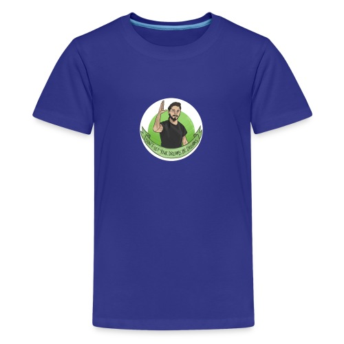 just do it - Teenager premium T-shirt