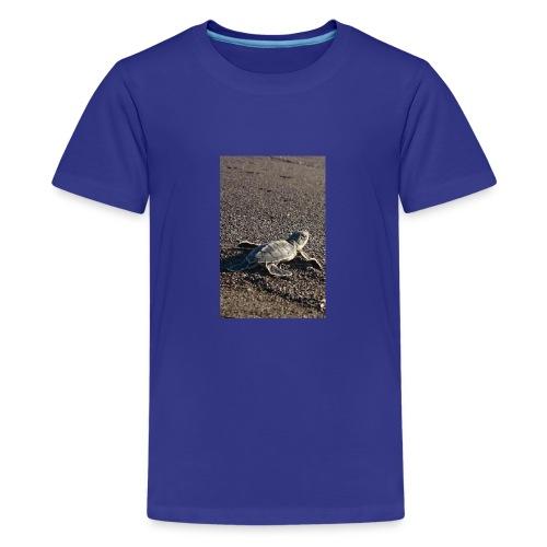Turtle - T-shirt Premium Ado