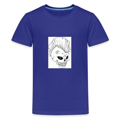 POLARiS4000 - Premium T-skjorte for tenåringer