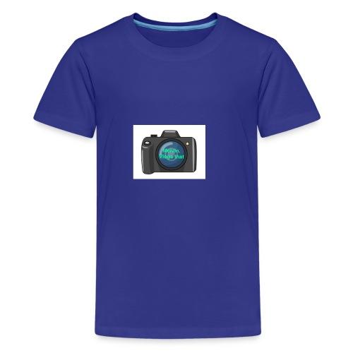 Melvin vlogs that merch - Teenage Premium T-Shirt