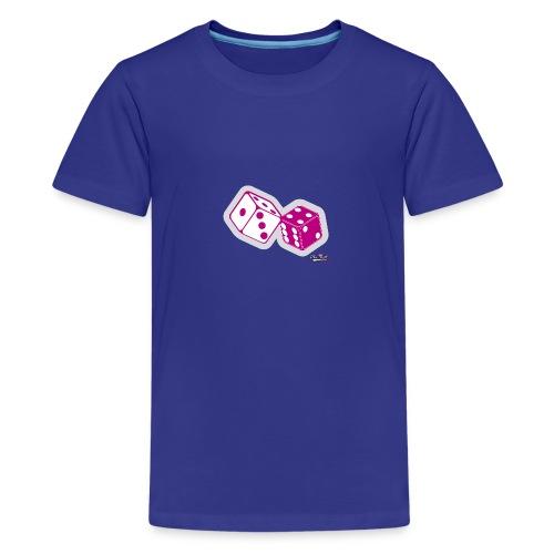 DADOS THE BEST - Camiseta premium adolescente