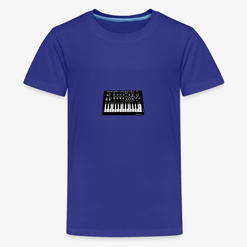 Synthesizer - Teenager Premium T-shirt