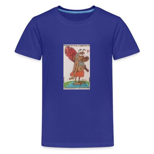 Ugah Bugah - Camiseta premium adolescente