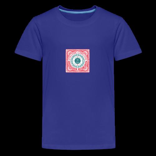 geweihbär Seemannsgarn 2 - Teenager Premium T-Shirt