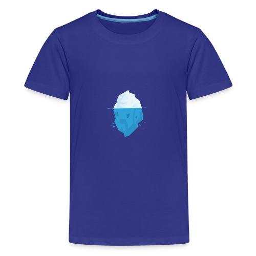 Iceberg - Maglietta Premium per ragazzi