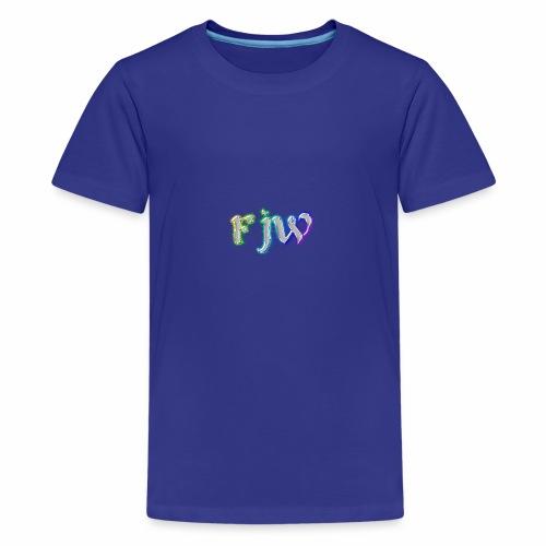 FJW Merch - Teenage Premium T-Shirt