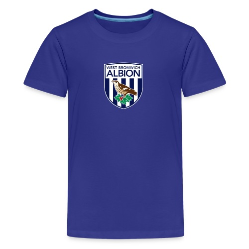 West Bromwich Albion Official Merchandise - Teenage Premium T-Shirt
