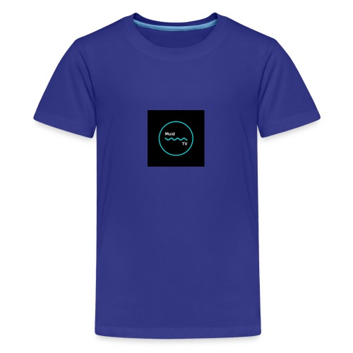 Muid Tahir - Teenage Premium T-Shirt