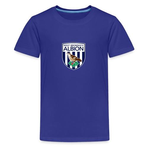 West Bromwich Albion Official Merchandise - Teenage Premium T-Shirt