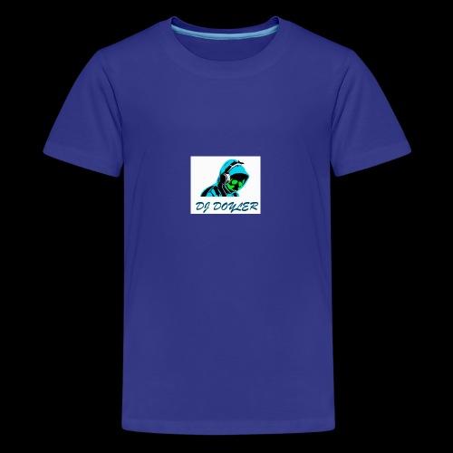 DJ Doyler - Teenage Premium T-Shirt