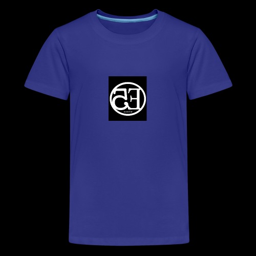 Egon2 - Premium-T-shirt tonåring