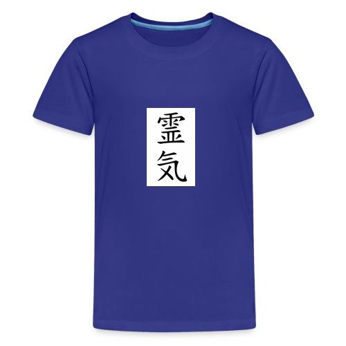 REIKI - T-shirt Premium Ado