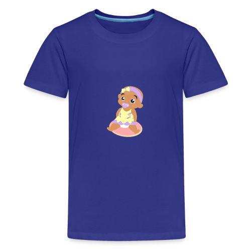 Uggflacz Baby Girl - Teenager Premium T-shirt