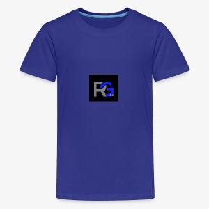 T-shirt Rickygaming2.0 - Teenager Premium T-shirt