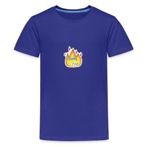 Gabby710 Flame Merch - Teenage Premium T-Shirt