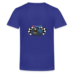 SJL-Racing logo - Teenager Premium T-shirt