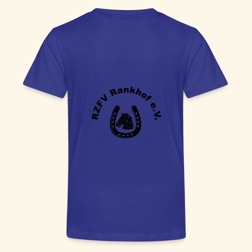 RZFV Rankhof e.V. - Teenager Premium T-Shirt