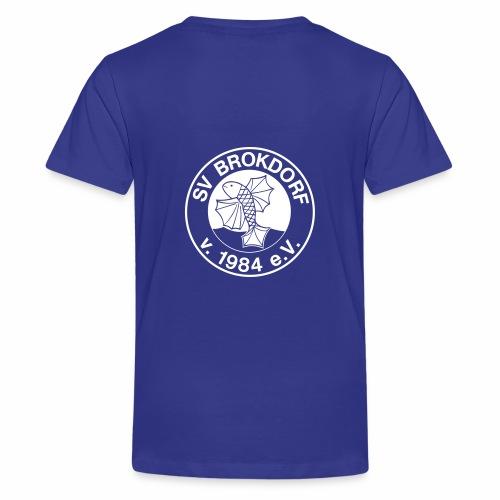 Bekleidung mit SVB Vereins-Logo - Teenager Premium T-Shirt