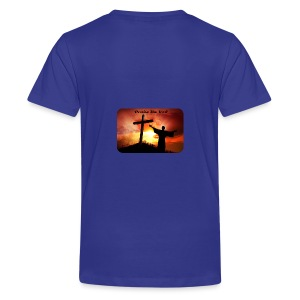 Praise the lord - Premium-T-shirt tonåring